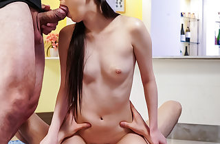 Chiemi Yada, enslaved girls, gets..